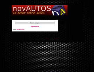 novautos.blogspot.com.br screenshot