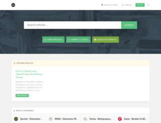 novaworks.ticksy.com screenshot