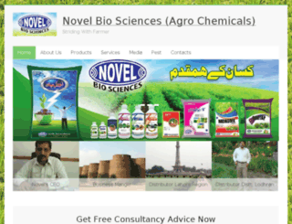 novel.com.pk screenshot