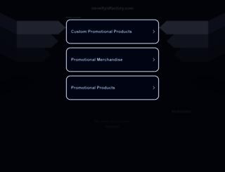 noveltyidfactory.com screenshot