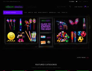noveltyimports.co.uk screenshot