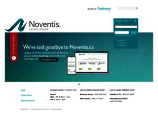 noventis.ca screenshot