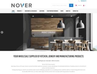 nover.com.au screenshot