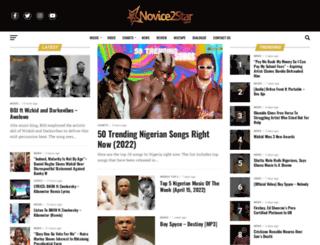 novice2star.com screenshot