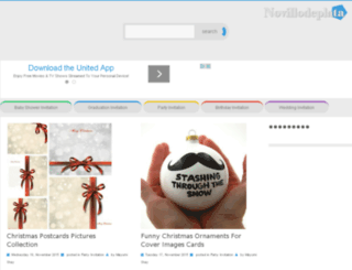 novillodeplata.com screenshot