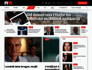 novimagazin.rs screenshot