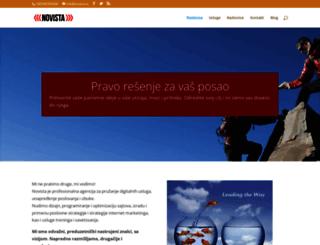 novista.rs screenshot