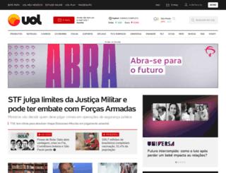 novoemfolha.folha.blog.uol.com.br screenshot