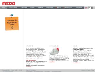 novolizer.com screenshot