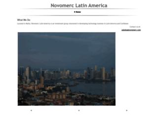 novomerc.com screenshot