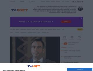 novonews.tvnet.lv screenshot