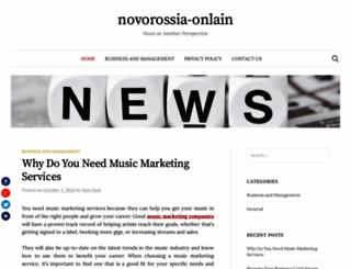 novorossia-onlain.info screenshot
