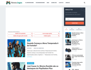novosjogos.net screenshot