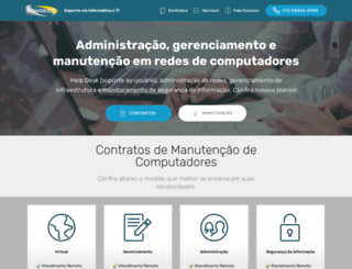 novosoft.com.br screenshot