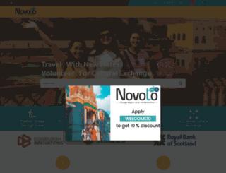 novoto.org screenshot