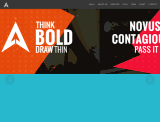 novusmultimedia.com screenshot