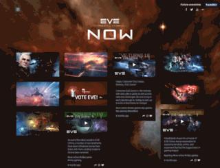 now.eveonline.com screenshot