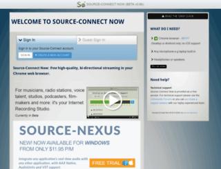 now.source-elements.com screenshot