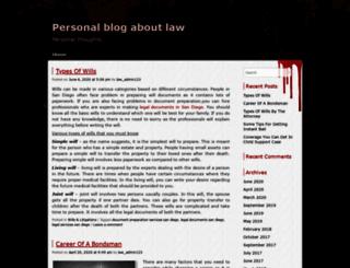 nowailatylaw.com screenshot
