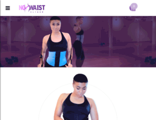 nowaistclique.com screenshot