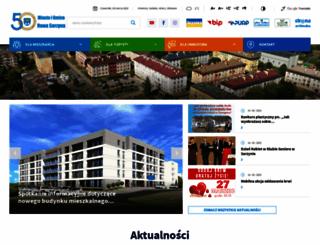 nowasarzyna.eu screenshot