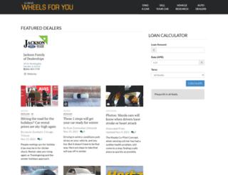 nowdrivingonline.com screenshot