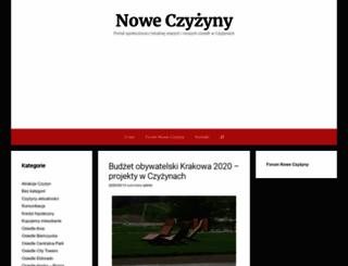 noweczyzyny.com screenshot