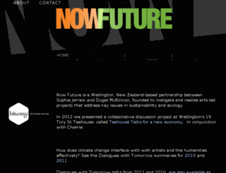 nowfuture.org.nz screenshot