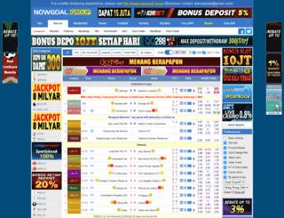 nowgoal.net screenshot