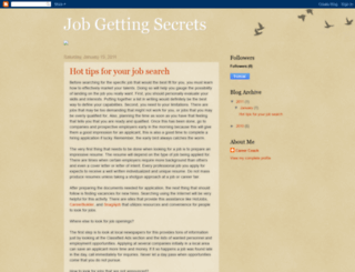 nowhiringjobssuccess.blogspot.com screenshot