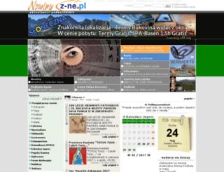 nowiny.z-ne.pl screenshot