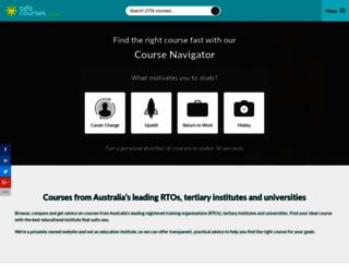 nowlearning.com.au screenshot