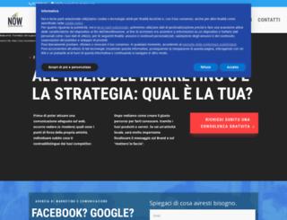 nowmediamarketing.com screenshot