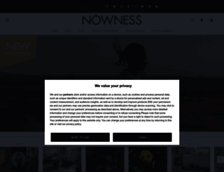 nowness.com screenshot