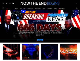nowtheendbegins.com screenshot