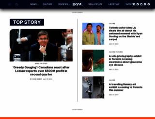 nowtoronto.com screenshot