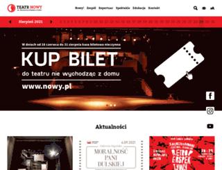 nowy.pl screenshot