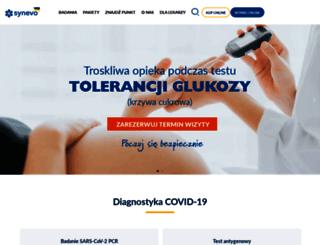 nowysklep.nucleagena.pl screenshot