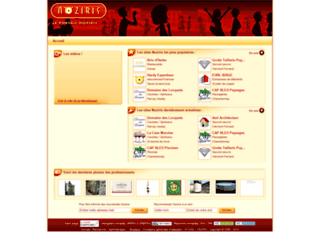noziris.com screenshot