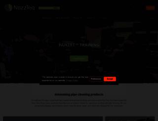 nozzteq.com screenshot