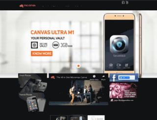 np.micromaxinfo.com screenshot