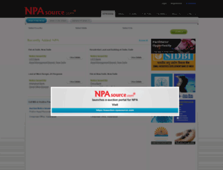 npasource.com screenshot