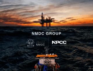 npcc.ae screenshot