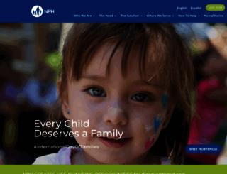 nph.org screenshot