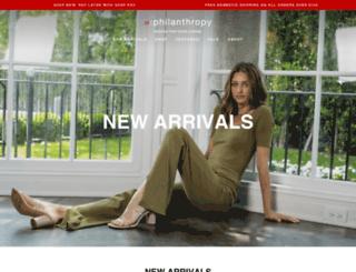 nphilanthropy.com screenshot