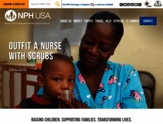 nphusa.org screenshot