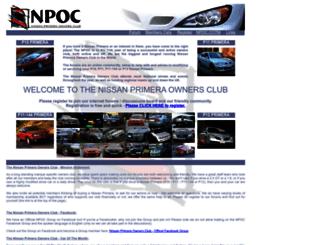 npoc.co.uk screenshot