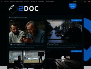 npodoc.nl screenshot