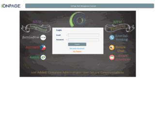 nps.onpage.com screenshot