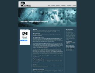 npsystems.com screenshot